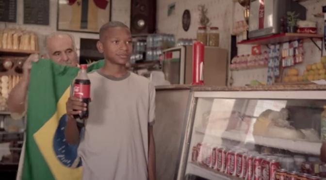 Sua Coca-Cola é muito importante