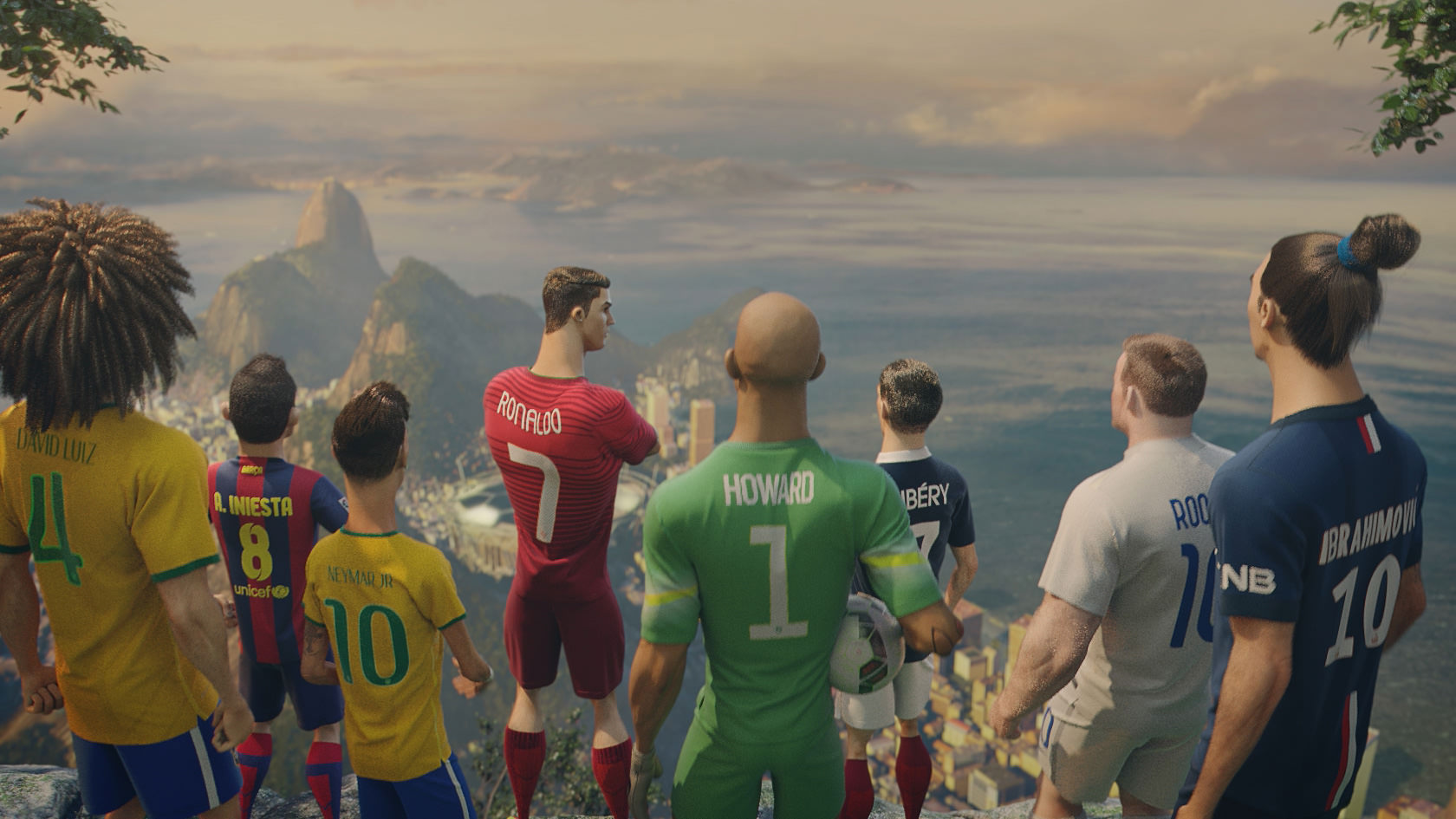 """""""The Last Game"""": Wieden+Kennedy creates an animated short film for Nike"""