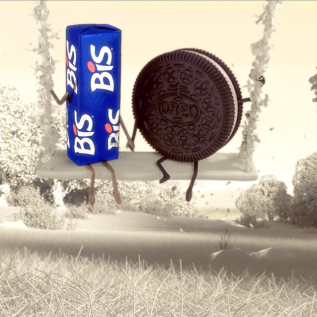 Bis Oreo: a perfect combination